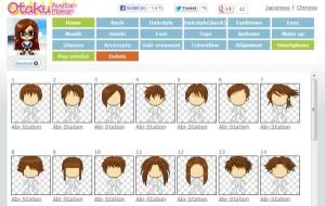 otaku-avatar-maker