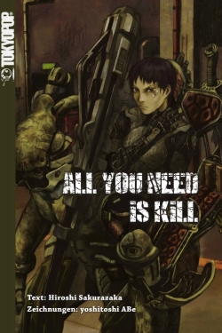 all-you-need-is-kill-light-novel